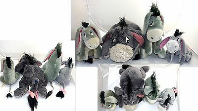 Eeyore Winnie Pooh Friend Disneyland Stuffed Animal Plush Toy Lot   #ee9