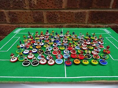 + 97 x Subbuteo Heavyweight players - ALL IN GREAT CONDITION - NICE  JOB LOT +