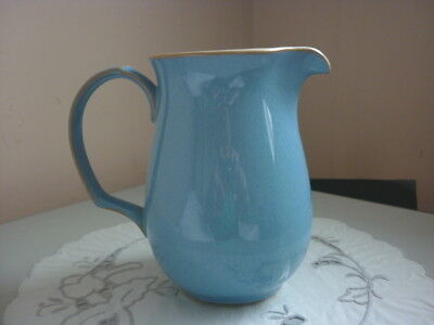 Denby Colonial Blue 1.25 Pint Jug