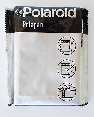 Polaroid Polapan Pro100 - Black & white instant film type 664 10 exposures 100