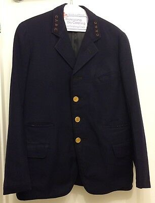 Chicago Aurora & Elgin uniform coat and vest