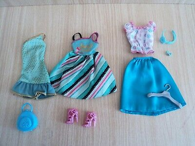 Barbie Fashionistas Outfits, Shoes and More