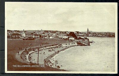 Postcard :   Anstruther Fife the Billowness