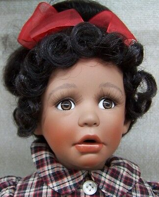 """Tammy"" -17 Inch Tall Doll Paradise Galleries Doll"