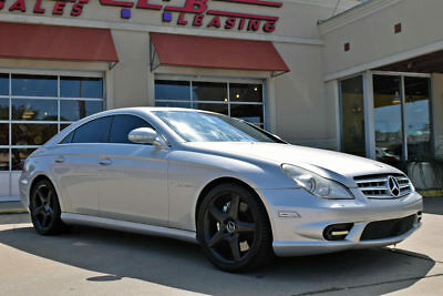 "2006 Mercedes-Benz CLS-Class CLS55 AMG 2006 Mercedes Benz CLS55 AMG, Navigation, Leather, 469 hp, 19"" Alloy Wheels!"