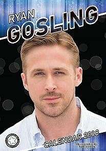 Ryan Gosling (La La Land) 2018 A3 Calendar by Dream