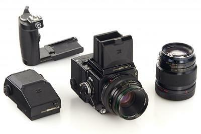 Bronica ETRS Outfit // 30124,8