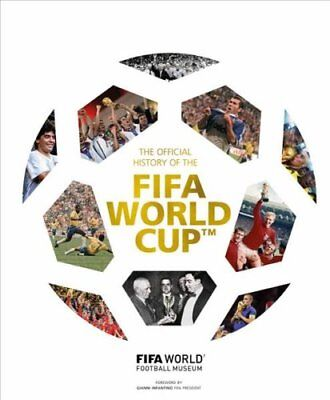 The Official History of the FIFA World Cup 9781787390188 (Hardback, 2017)