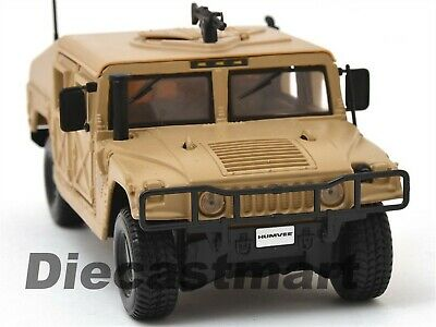Hummer Military Humvee Sand 1:27 Diecast Model Car By Maisto 31974 Special Ed