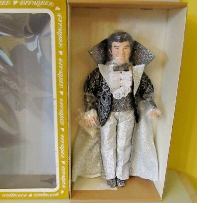 Never Removed From Box 1986 Effanbee Liberace Doll With Signed Letter