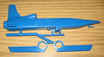 Lionel New Old Stock Part Blue Plastic Cruise Missile O Gauge Train Accessory