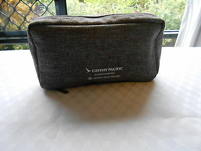 Cathay Pacific Business Class Travel Toiletry Bag