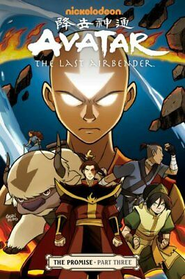 Avatar: The Last Airbender# The Promise Part 3 by Gurihiru 9781595829412