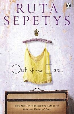 Out of the Easy (Paperback), Sepetys, Ruta, 9780141347332