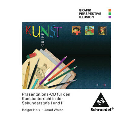 KunstGriff. Grafik Perspektive. CD-ROM für Windows Vista  XP  2000  ME  NT  ...
