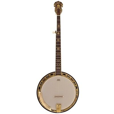 Barnes and Mullins Troubadour 5 String G Banjo
