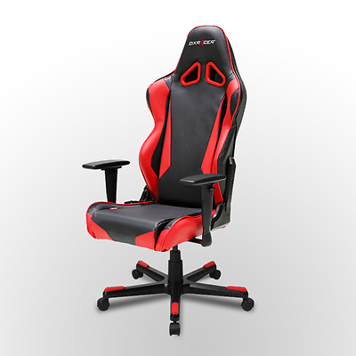 DXRacer Office Chairs OH/RB1/NR Ergonomic Desk Chair Computer Comfortable Chair