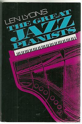 The Great Jazz Pianists - Len Lyons