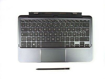 Dell Latitude 11 5175 Keyboard with Battery FRENCH FRANCAIS Mini Active Stylus