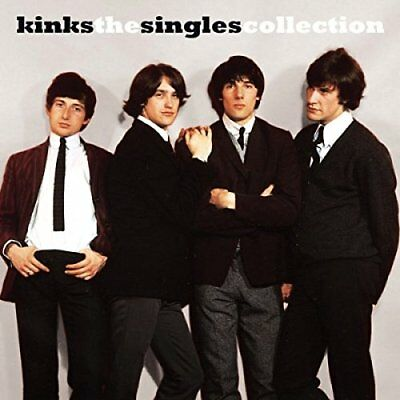 Kinks ( New Sealed Cd ) The Singles Collection / Greatest Hits / Very Best Of