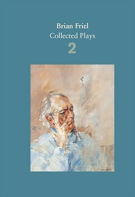 Brian Friel Collected Plays Volume 2, Friel, Brian, 9780571331840