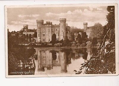 1914  Postcard 'Johnstown Castle, Wexford