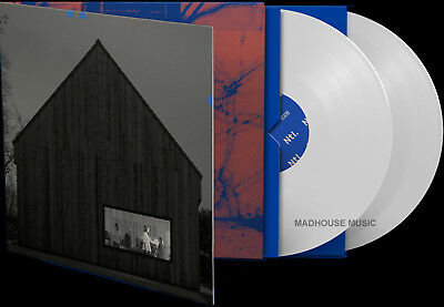 THE NATIONAL LP x 2 Sleep Well Beast WHITE VINYL Limited Edition. New SEALED