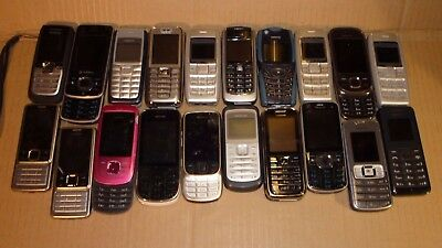 Job Lot 20 Mobile Phones Nokia