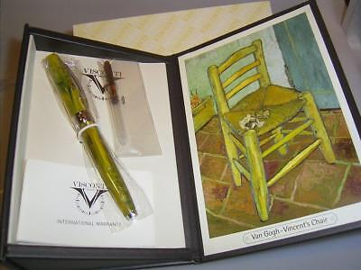 *CLEARANCE SALE* ! VISCONTI Van Gogh pen Impressionist Vincent`s Chair