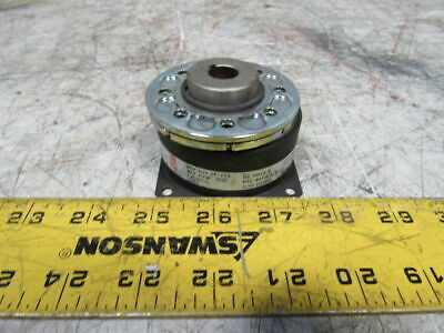Warner 5103-451-002 SF-250 6V DC Flange Mount Magnetic Brake 7500 RPM