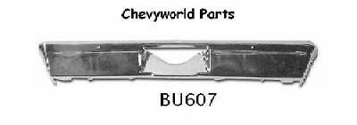 68  - 72 Nova Chevy Ii Rear Bumper 69 70 71