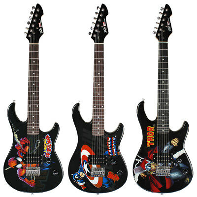 Marvel 3/4 Rockmaster Electric Guitar - Factory Seconds