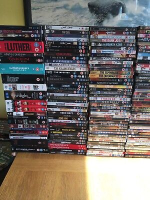 Job Lot Of 183 DVDs And Box Sets