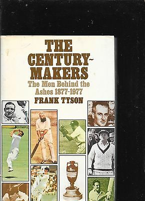 Century Makers: Men Behind the Ashes, 1877-1977