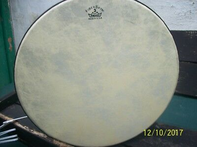 Bodhran  - quality fibreskyn 16 inch standard body no bar