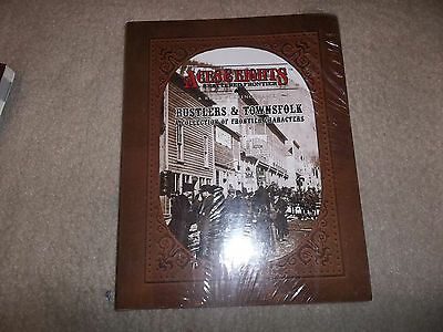 Aces & Eights Shattered Frontier RPG Rustlers & Townsfolk SW