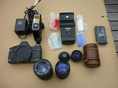 Bundle Of Vintage Camera Items - All Listed - House Clearance - Worth A Look