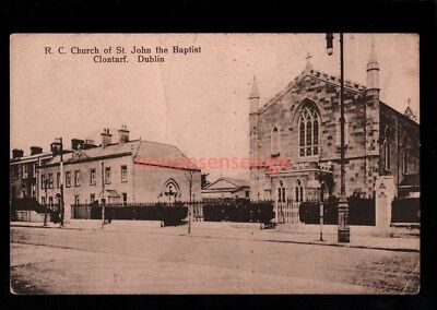IRELAND Co Dublin DUBLIN CLONTARF St JOHN BAPTIST R. C. CHURCH Curran E20C - 27