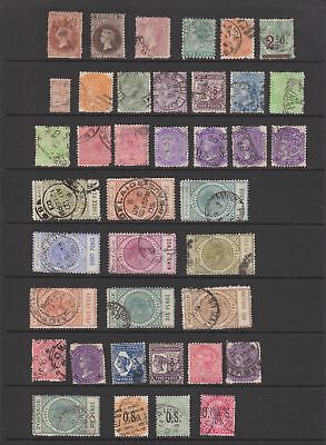 South Australia collection , 39 stamps