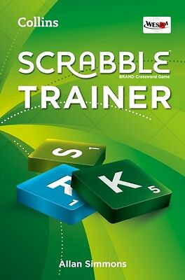 Scrabble Trainer (Paperback), Simmons, Allan, 9780008146504