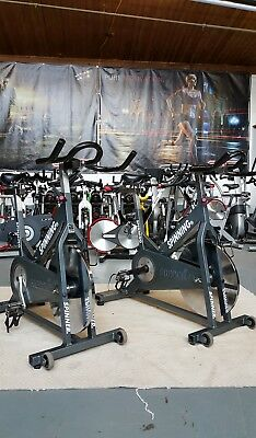 PRECOR USA  SPINNING BIKE REFURBISHED & SERVICED  commercial gym equipment