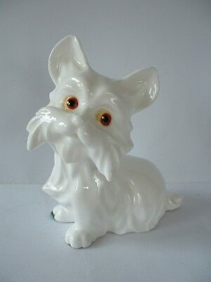 Lovely Royal Osborne Bone China Figurine  -  Dog  -  TMR 4889