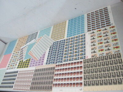 Nystamps Mint NH Old US Stamp Sheet Collection !