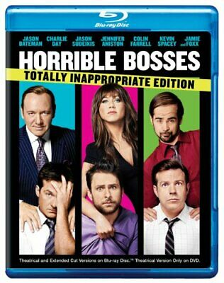 Horrible Bosses (Totally Inappropriate Edition) [Blu-ray] NEW!