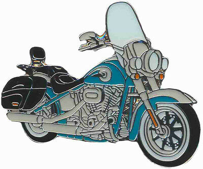 NEW Harley Davidson CVO Softtail Deluxe Enamel Pin Badge from Fat Skeleton