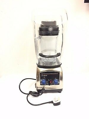 Commercial blender with Sound Cover. RRP £1050