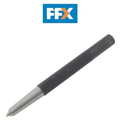 Priory 12412 Round Head 1/2in Centre Punch a Quality, British Manufactured Punch