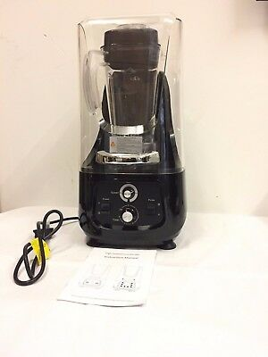 Commercial blender with Sound Cover. RRP £1100