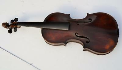 ANTIQUE 19thC FRENCH MIRECOURT 4/4 VIOLIN ~ Jerome Thibouville Lamy ~ circa 1890