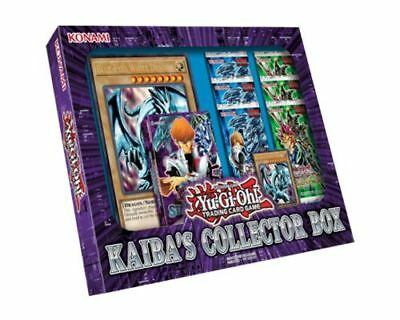 Yu-Gi-Oh Trading Card Game Kaiba's Collector Box New/Sealed